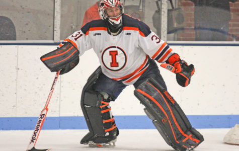 Illinois hockey prepares to face off against Oklahoma