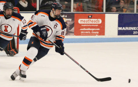 Illinois Hockey swept by Oklahoma in first road games