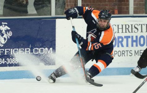 Illinois hockey looks for win in Chicago this weekend