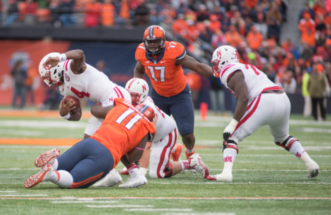 Grading Illinois football after its win over Nebraska