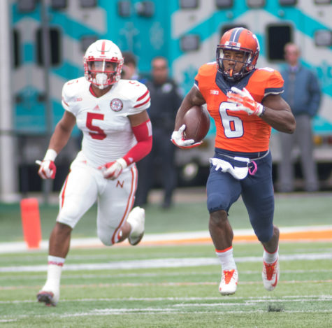Illinois opens conference play against Nebraska