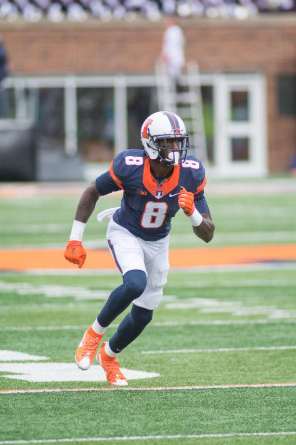 Illinois' Allison emerging as a Big Ten playmaker
