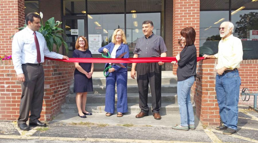 Mohammad Al-Heeti, local businessman, considers Champaign-Urbana as a second home. He recently re-opened Strawberry Fields Natural Food Market in July.