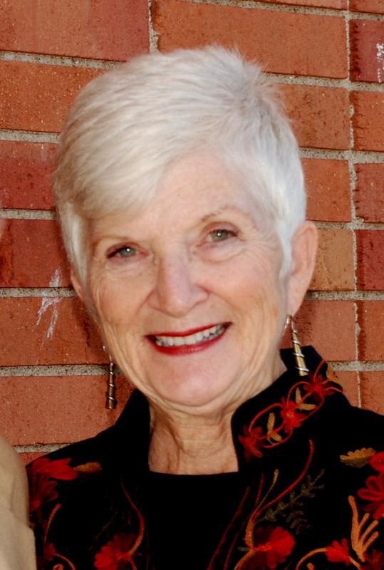 Gayle Pyatt, a graduate from the class of 1964, was awarded the Lou Liay award this year for her continuous support of the University throughout the years.