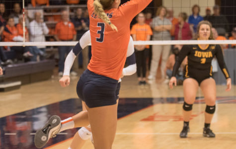 No. 18 Illini back on the road to face Indiana, No. 19 Purdue