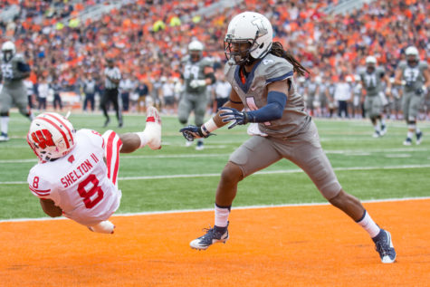 Depleted Illini offense fails to find rhythm against Wisconsin