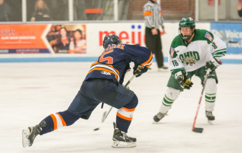 Shutout and shootout help Illini hockey to statement weekend