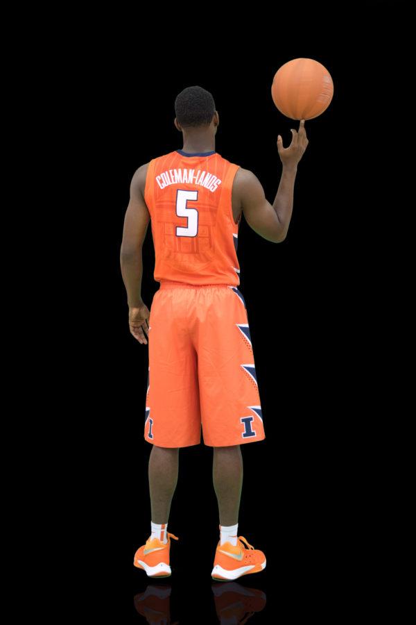 Jalen Coleman-Lands worth the wait for Illinois men's basketball