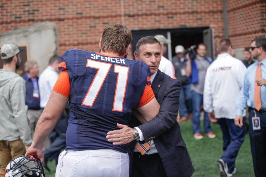 The cost of the Illinois football and women's basketball investigations