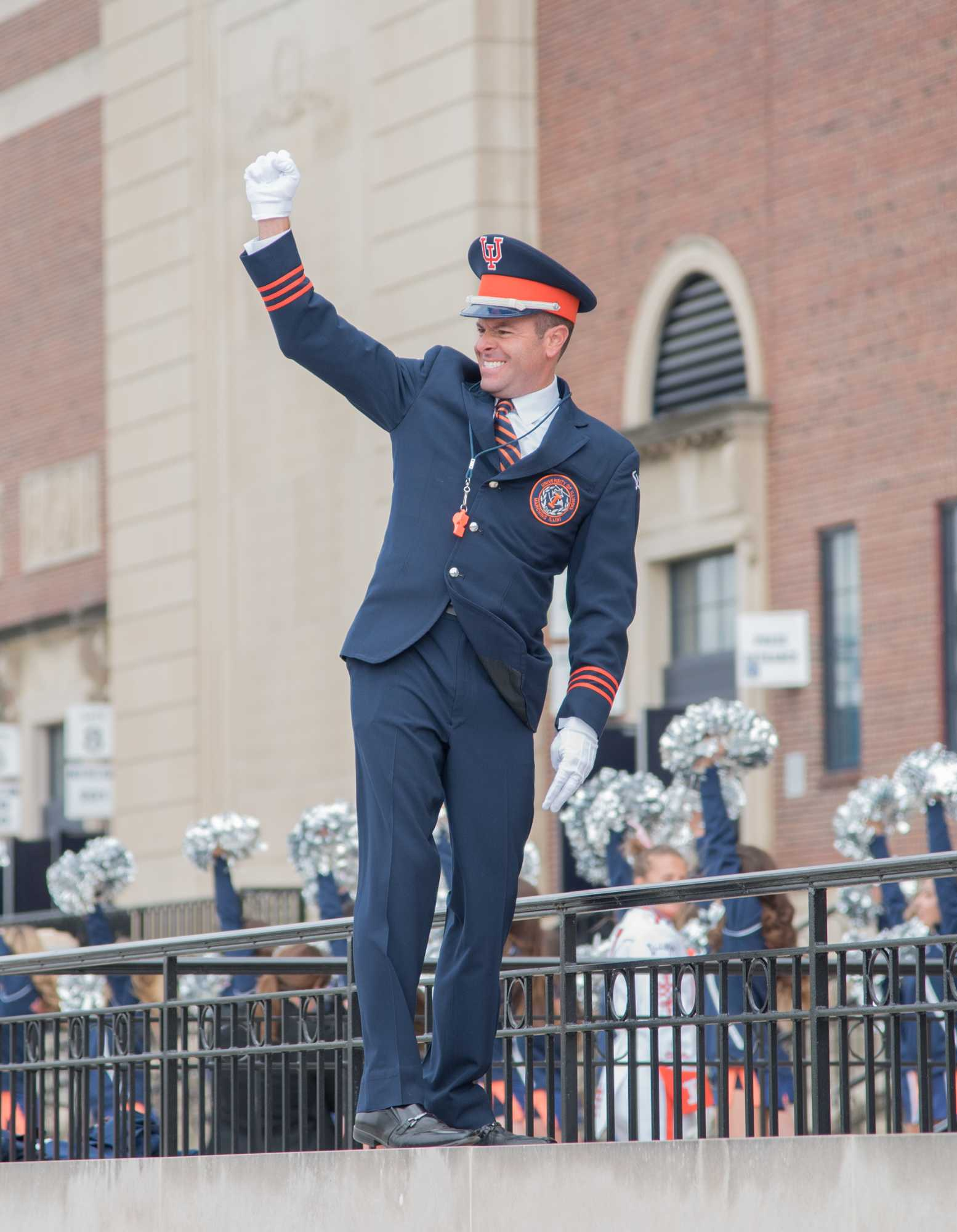 The+Marching+Illini+will+perform+in+the+89th+annual+Macys+Day+Parade+on+Thursday.