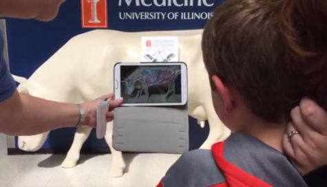 3D Cow Anatomy App Developed for Veterinary Students