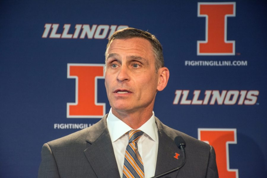 Former Illinois AD Thomas appointed as Cleveland State AD
