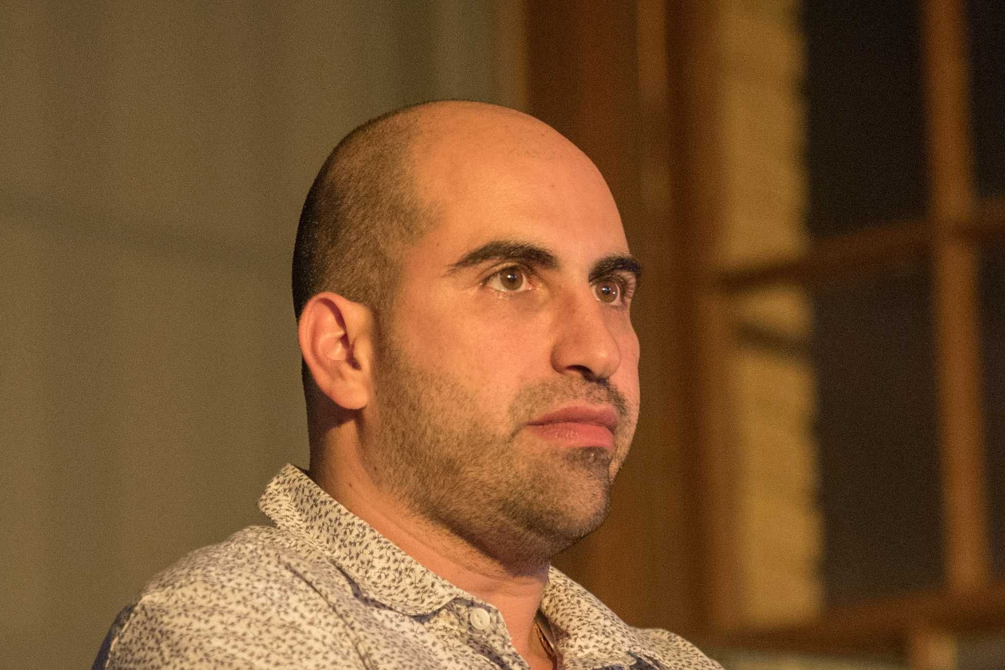 Steven Salaita discusses his new book