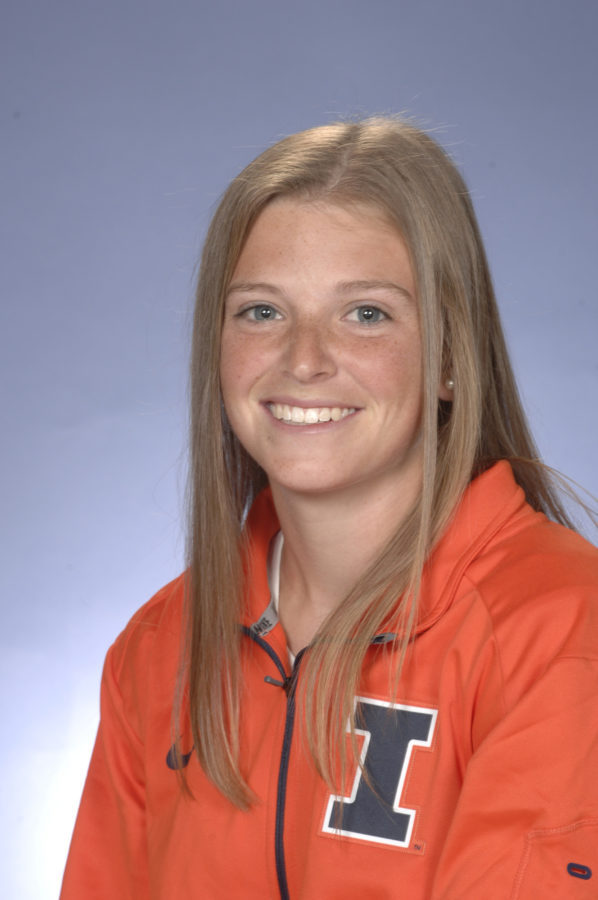 Our kind of thing: a Fighting Illini family