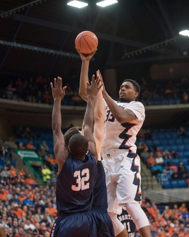 Illini of the Week Nov. 18: Mike Thorne Jr.