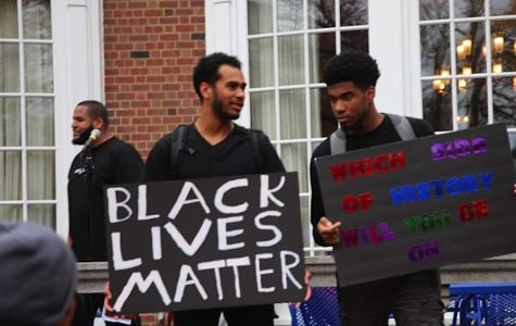 Black Students for Revolution call for change at UI