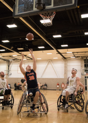 Men's wheelchair basketball coach leads Team USA in Japanese tournament