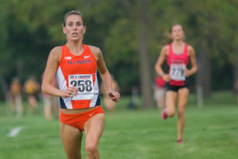 Illini women's cross-country's Schneider heads to NCAA Championships