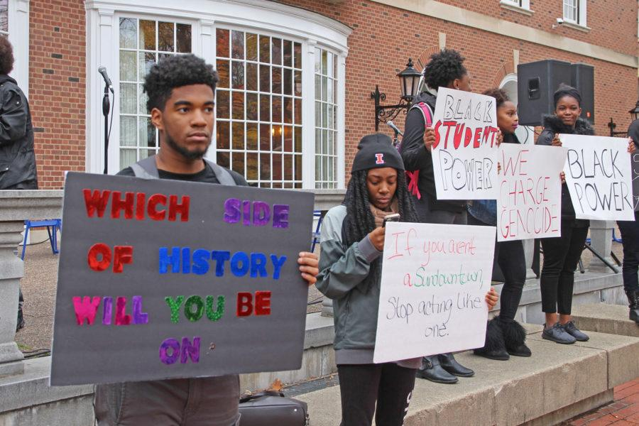 Creation of 'Illini White Student Union' sparks both national following and outrage