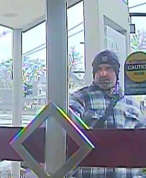 CPD investigating bank robbery