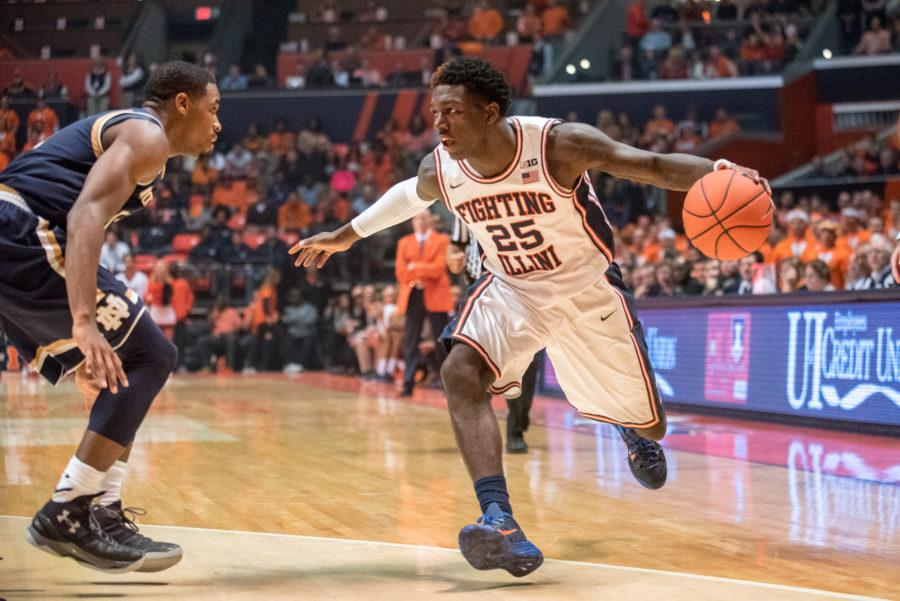 As hype around Illini hoops fades, Illinois must use softer December slate to improve