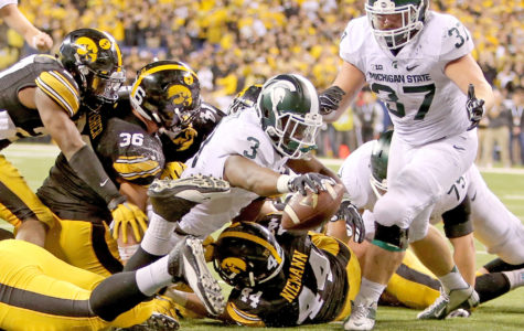 Spartans drive and reach toward playoff, setting up Big Ten-SEC showdown with Crimson Tide