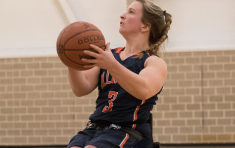Illinois women's wheelchair basketball players make USA Paralympic team