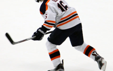 Illini hockey outmatch Rochester College in two-game sweep