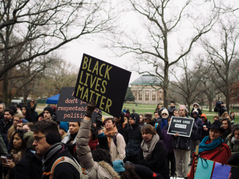 Black Lives Matter co-founder to visit UI