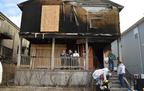 House fire affecting students still under investigation