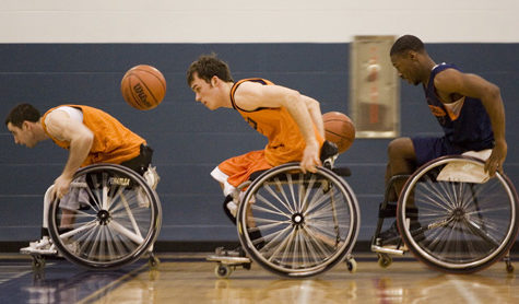 Three former Illinois men's wheelchair basketball players qualify for Paralympics