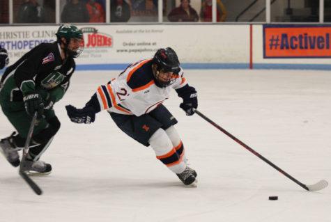 Illini hockey upsets No. 1 Lindenwood
