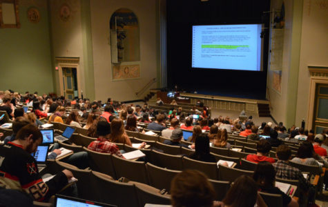 Students, faculty push for revised general education requirements