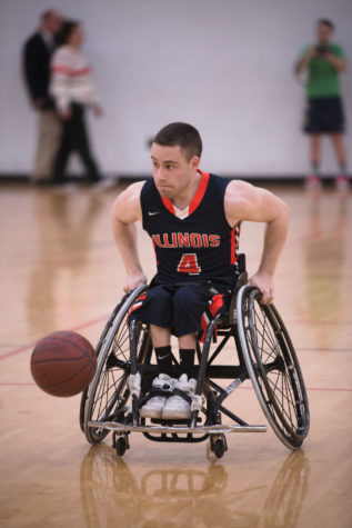Illinois wheelchair basketball teams succeed at Auburn