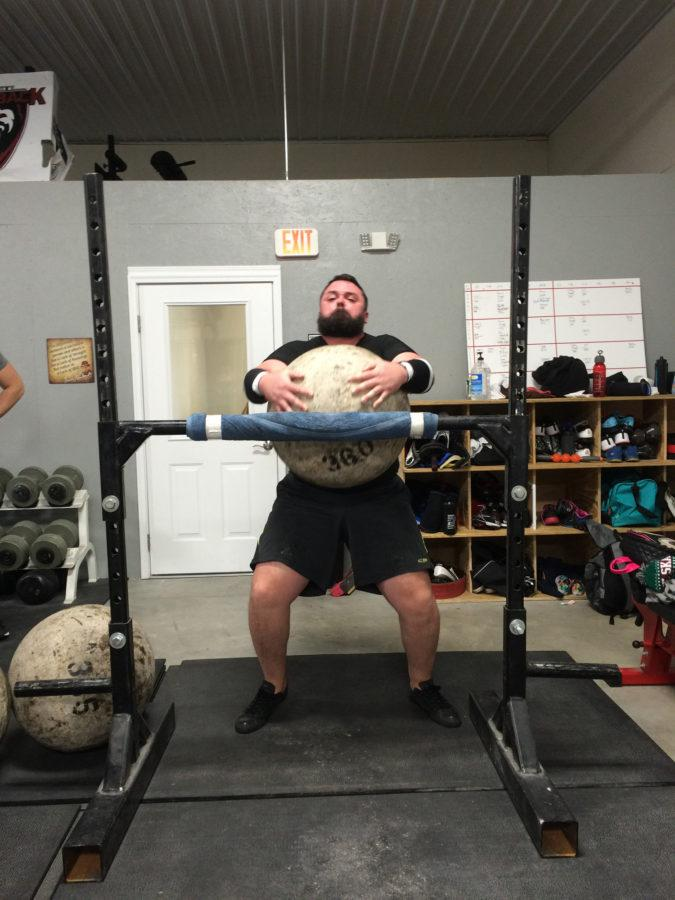 Brandon Dohman will present about the history of the strongman, ranging from ideas of masculinity to what makes people strong. Dohman first presented in 2011.