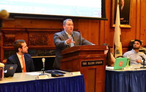 State senator Scott Bennett: Illinois budget is not a partisan issue