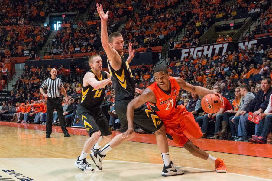 Austin Yattoni The Daily Illini 