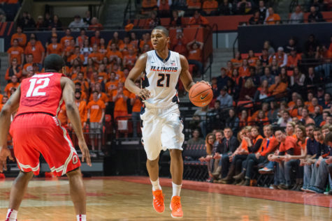 Battered and bruised Illini get extra time off to regroup