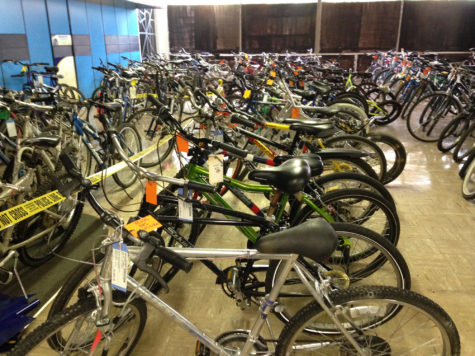 Urbana Police Department reports successful bike giveaway