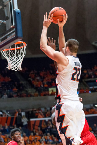 ?Illinois coasts to 82-66 win over Rutgers