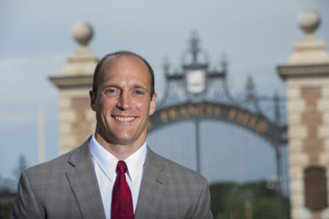 Josh Whitman on August 18, 2014.