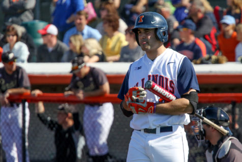 Illini baseball's 2015 understudies strongly contribute to starting roles against Tulane