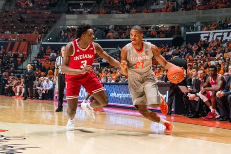 Indiana routs Illinois again behind second half scoring barrage