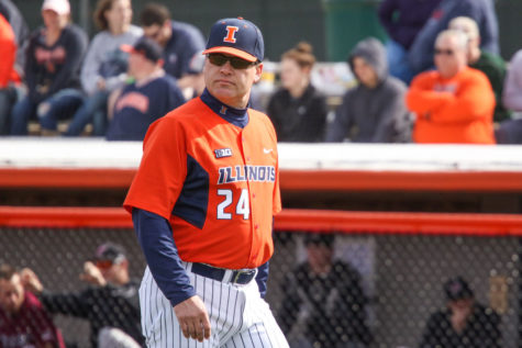 Illinois baseball travels to Indiana State for mid-week matchup