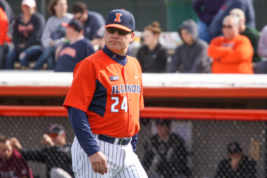 Illinois' head coach Dan Hartleb will rely on senior starter Andrew Mamlic in the team's game against Indiana State on Tuesday.