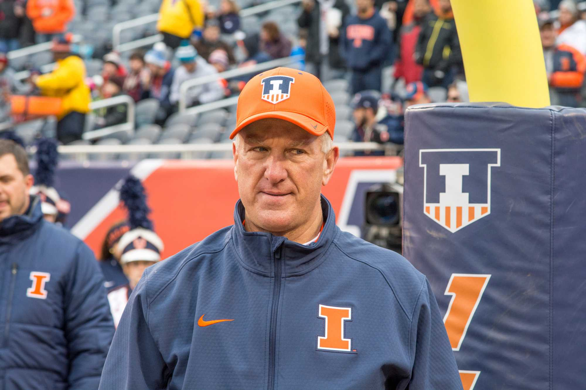 The+Daily+Illini+Sports+Staff+breaks+downs+the+firing+of+Illinois+Head+Football+Coach+Bill+Cubit.