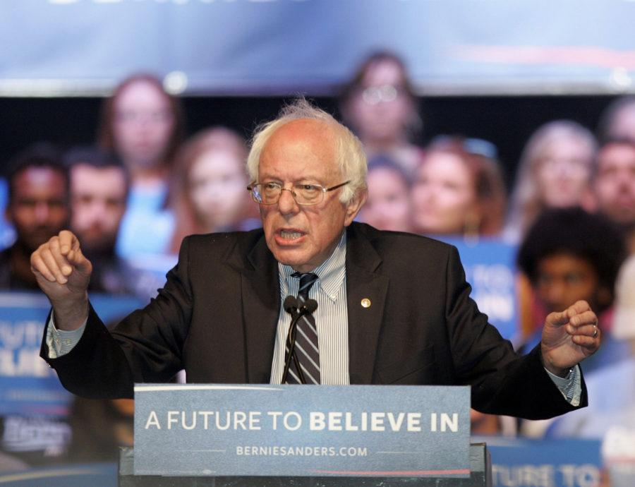 Democratic presidential candidate Sen. Bernie Sanders will come to campus on Saturday for a rally at the ARC.