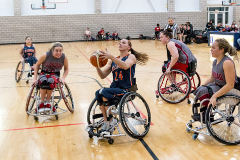 Illinois women's wheelchair basketball goes into nationals as top seed
