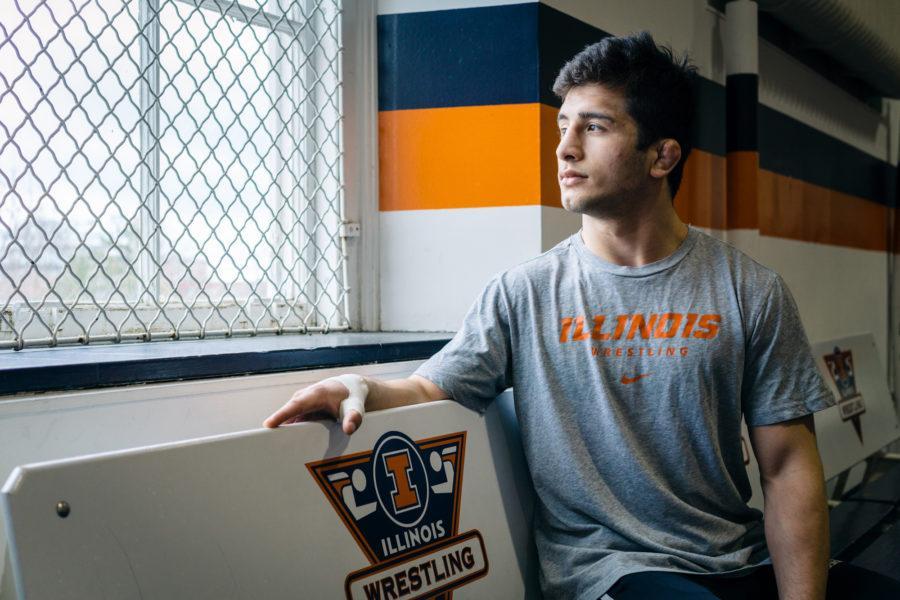 Portrait of Isaiah Martinez.