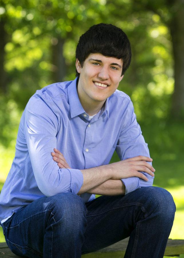 Portrait of Jon Hustedt.